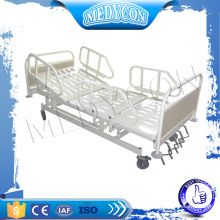 Medycon hospital manufacturer hospital multifunction five functions manual bed