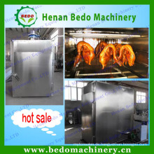 2015 China factory supply fish meat industrial smokers/smoke oven/meat smoker for sale with CE