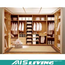 Promenade unique de garde-robe de conception de chambre à coucher dans les placards (AIS-W351)