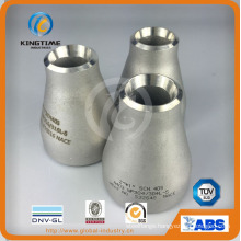 Stainless Steel Reducer Eccentric Butt Weld Fitting (KT0219)