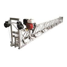 Marco de hormigón vibratorio truss nivel niveladora máquinas