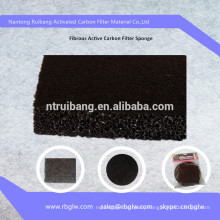 activated carbon mat