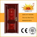 Security High Quality Steel Doors