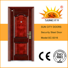 Security High Quality Steel Doors