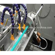 Пластик ПВХ армированный душевой шланг/трубу делая машину