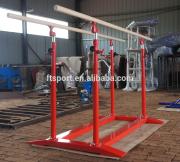 2016 outdoor/indoor gym parallel bars ,outdoor fitness equipment