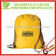 Top Quality Promotional Nylon Drawstring Bag