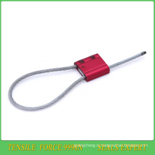 Безопасность уплотнение кабеля замка кабеля печать (3,5 мм)