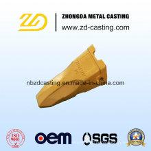 Bucket Tooth Forging für Bergbau und Maschinenbau
