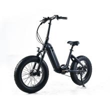 Bicicleta eléctrica XY-PANDA con motor de buje de 500w