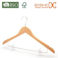 Suit Hanger luz com clipes de metal (MP635)