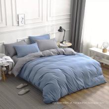 Conjuntos de roupa de cama de microfibra 100% poliéster
