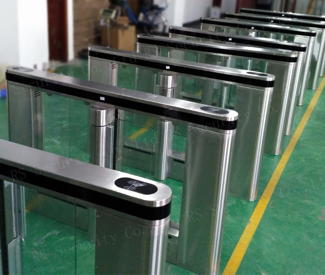 Security Turnstile Door