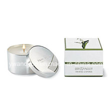 Lovely Scented Soy Luxury Tin Candle