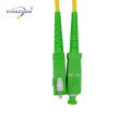 SC / APC LSZH jaqueta YFOC interior cabo de cabo de remendo de fibra óptica
