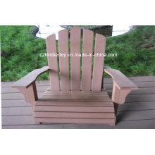 100% reciclables WPC mesas de paisaje y sillas de China