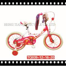 Fabrik ausländische Kinder Fahrrad Exporteur kaufen Zyklus / China Kinder Fahrrad