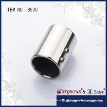 Фланцевая нержавеющая сталь 304 аксессуары для ванной комнаты раздвижной дверной фланец