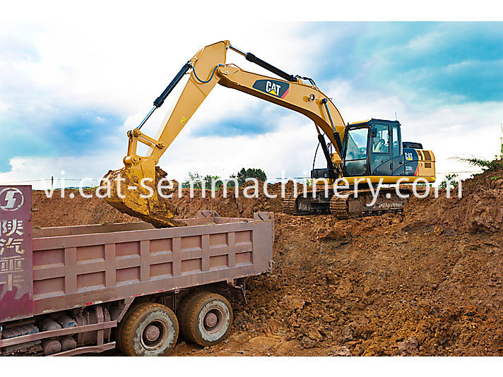 cat 320GC hydraulic excavator