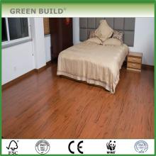 Вертикальный цвет пшеницы 15мм твердые бамбуковый паркет