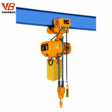 5 ton electric chain hoist motor for crane