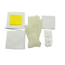 Одноразовый набор для перевязки ран Медицинские перевязочные пакеты / набор