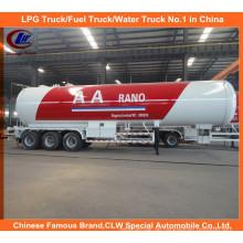 ASME 50m3 LPG Transport Anhänger 56000L LPG Tank Auflieger