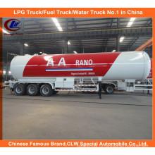 Транспортный прицеп ASME 50m3 LPG 56000L Полуприцеп-цистерна для СНГ