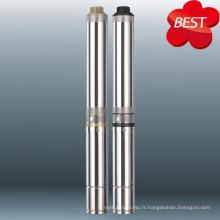 Pompes de puits profonds (QJD10 / QJ10), Pompe de puits, Pompe submergée en acier inoxydable