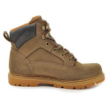 Wholesale Best selling high cut pu  leather work safety footwear high quality safety  shoe manufacturer