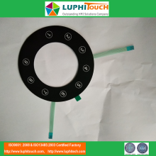 Household Appliances Capacitive Touch Membrane Switch