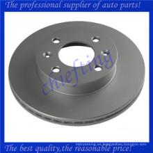 MDC1748 09.9998.10 DF6040 51712-1C000 517121C000 la mejor calidad disco rotor de freno hyundai getz