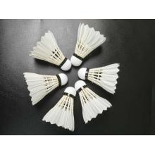OEM Duck Feather Big Round Badminton