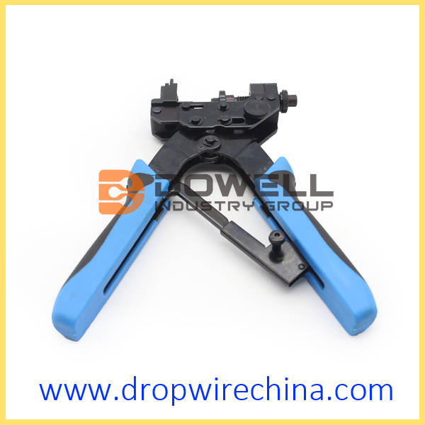 RCA connector Crimp tool