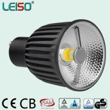 Réflecteur d'approbation TUV Ampoule LED COB 6W GU10 stéréoscopique (LS-S06-GU10)