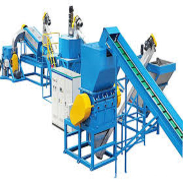 plastic PET bottle washing recycling machine