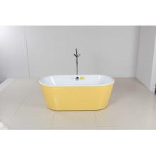 Стандартная овальная автономная акриловая ванна