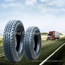 Neumáticos de camiones pesados baratos, neumáticos de camiones radiales TBR (12.00R24)