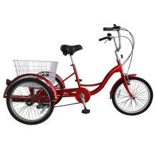 """Triciclo de carga de compras en caliente Trike 20 """"/ 24"""" (FP-TR030)"""