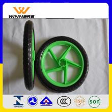 roda de plástico de 12 polegadas