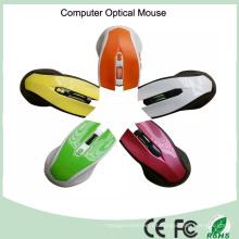 Mini ratón óptico 3D del USB para el ordenador portátil de la PC (M-806)