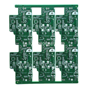 Multilayer PCB 6-lager med HASL SMT Assembly