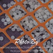 Filet en plastique extrudé HDPE rigide résistant