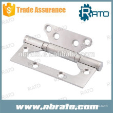 RH-141 stainless steel butterfly flush hinge