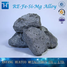 Rare Earth Ferrosilicon Magnesium Alloy for Steel Making Casting Metallurgical Use