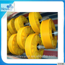 Elevator Pulley /Elevator pulley sheave/MC NYlon Defector Sheave