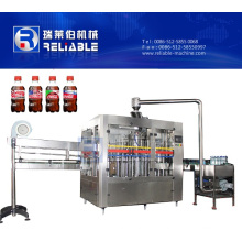 Complete Small Soft Drink Beverage Filling Line Machine