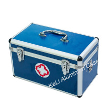 Aluminum Makeup Medical Case (MEDI-001)