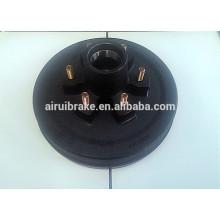 Tambor de freno - tambor de PCD139.7mm con 6 espárragos 1 / 2-20UNF para la pieza de freno de tambor eléctrico del remolque