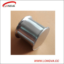 Sanitary Stainless Steel Pipe Fitting Tri Clamp Spool with Welded Bottom